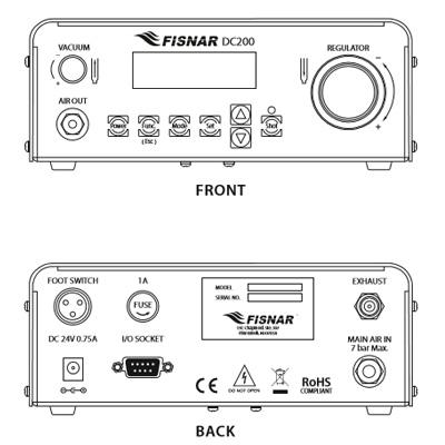 DC200 – Controlador de Válvula Digital