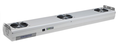 60468 - Ionizador tipo luminária com 3 ventiladores